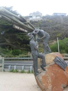 Great Ocean Road Entrance