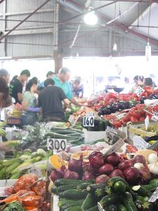 Vic Market - Produce Section