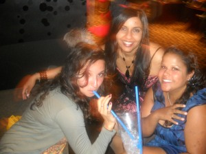 Hydrating with Leena and Lisa-Marie