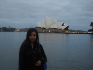 The Opera House and I