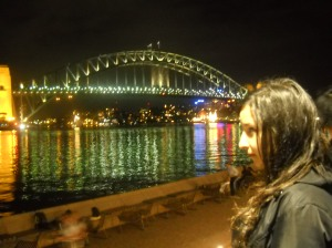 The Harbor Bridge and I