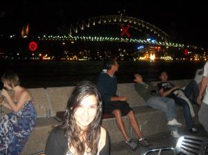 Maria + Sydney = happy??