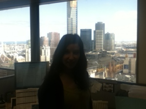 My last day - with the view