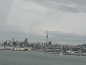 Auckland - On the way up North