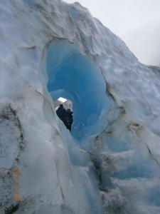 Ice Cave!