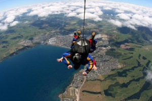 Photo courtesy of www.freefall.net.nz