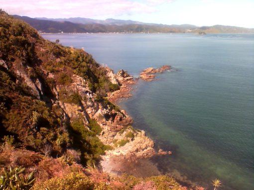 Somes/Matiu Island
