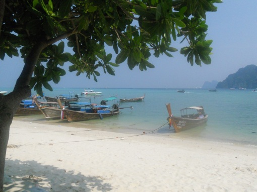 Lounging in Koh Phi Phi