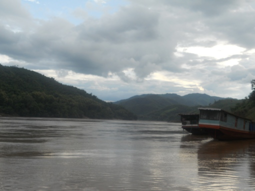 Mekong River - Laos