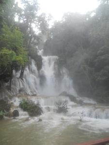 Kuang Xi waterfall - Part two