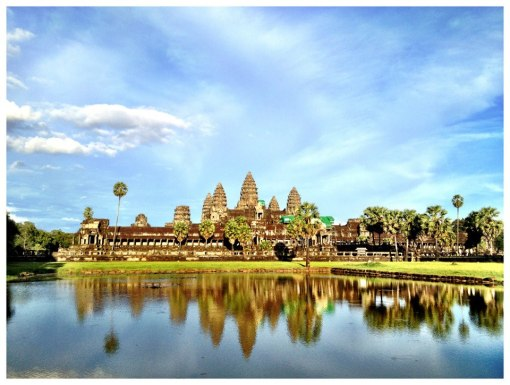 Angkor Wat... no I did not take this picture