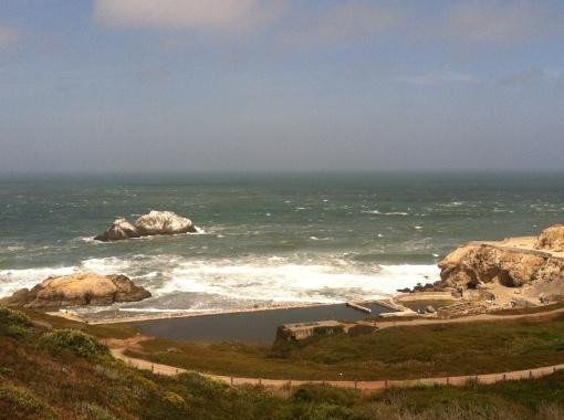 Cliffs End
